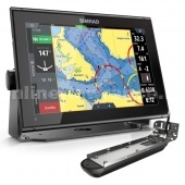 Эхолот-картплоттер Simrad GO 12 XSE ROW ACTIVE IMAGING 3-IN-2