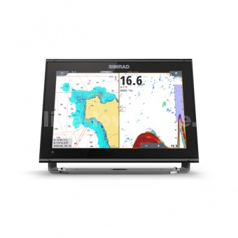 Эхолот-картплоттер Simrad GO12 XSE with 3G radar & TotalScan