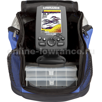 Эхолот Lowrance HOOK-3x All Season Pack